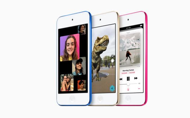 【iPod touch】4年ぶり新型発売!処理速度2倍に!お値段2万1800円から