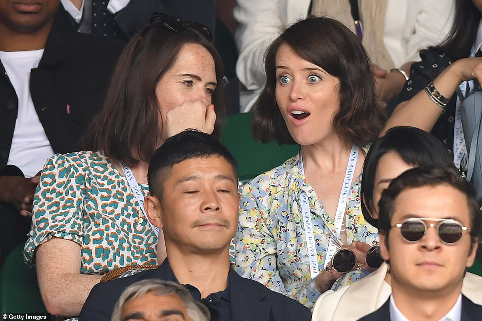 【テニス/芸能】剛力&前澤氏 ウィンブルドン仲良く観戦 英大衆紙にも掲載