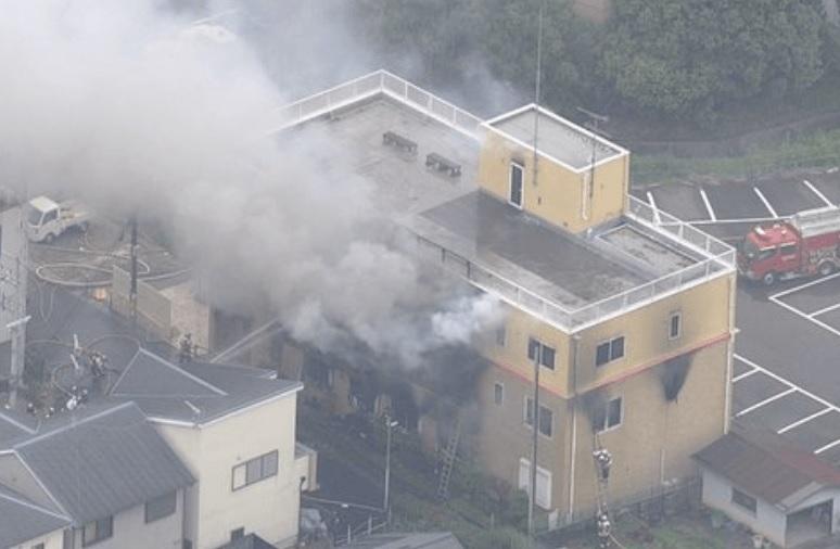 【京アニ】7人死亡確認、16人心肺停止 京都アニメーション火災