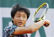 【ウィンブルドン】錦織圭期待の16歳・望月慎太郎が快挙、日本男子初の四大大会ジュニア決勝進出