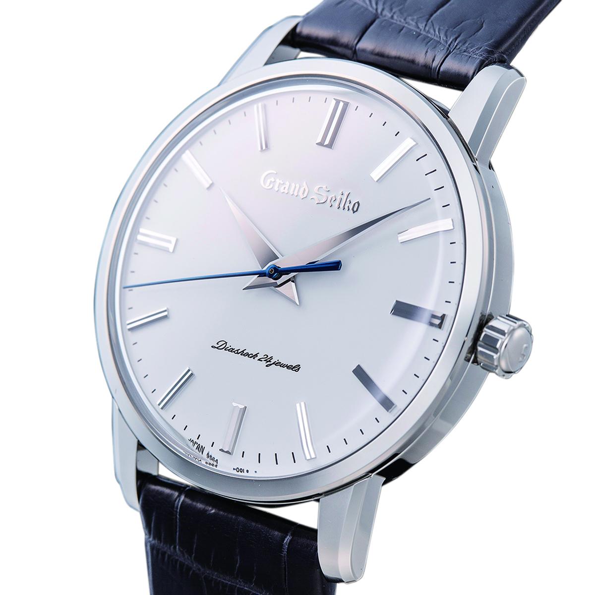 看護師の彼女が付き合って1ヶ月記念でグランドセイコーの時計くれたんだけど……