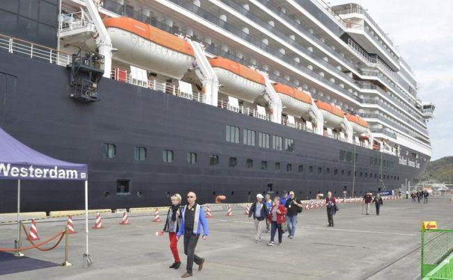 【クルーズ船】「ウエステルダム」を下船した乗客、新型コロナウイルス感染確認